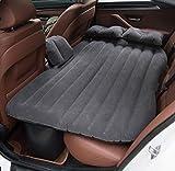 Y&Jack Auto Aufblasbare Bett Auto Matratze PVC Beflockung Auto Aufblasbare Bett Outdoor Camping...