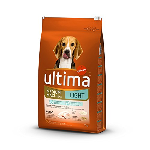 Ultima Pienso Perros Medium-Maxi Light Pollo - 7000