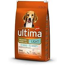Ultima Pienso para Perros Medium-Maxi Light con Pollo - 7000 gr
