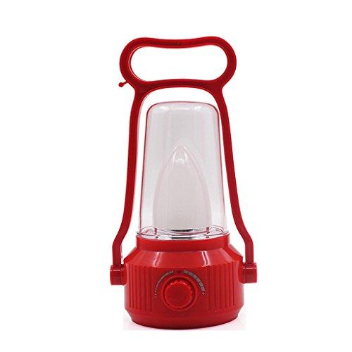 YUNFEILIU Wiederaufladbare Camping Light Home Outdoor Camping Notlicht Horse Light Kann Mit Solarpaneelen LED-