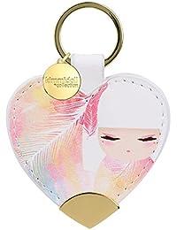 Porte clé Kimmidoll coeur Mizuyo - tendresse