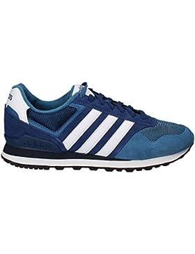 adidas neo Herren Sneaker blau 46
