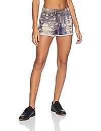 Reebok Women's Cotton Shorts