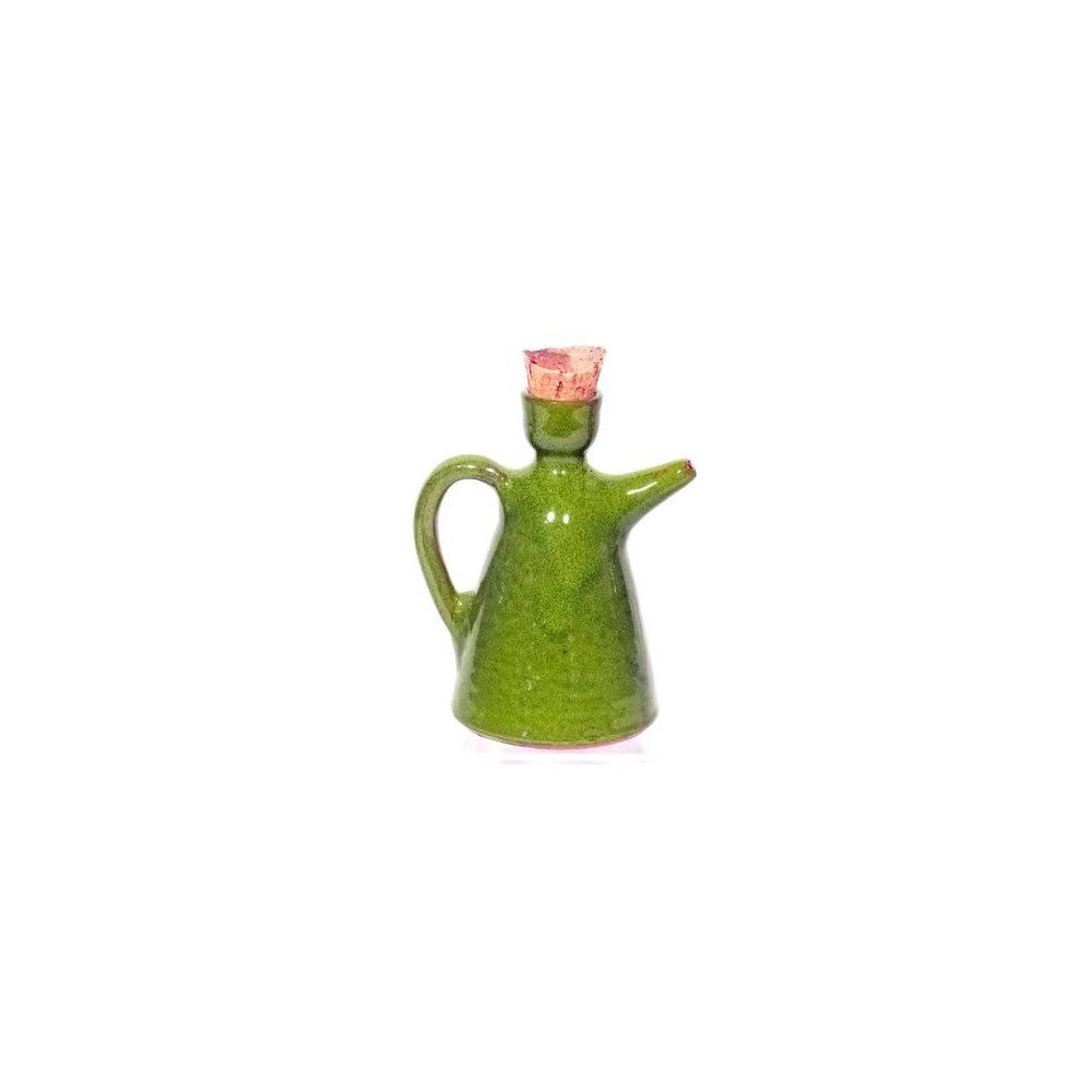 Amazing Cookware Terrakotta 12 Liter Lflasche Grn
