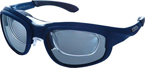 RxMulti3D Gläser 3D für Lineare 3D (0/90) mit der Verschreibung nicht Glaswand RX Baustein, Blau