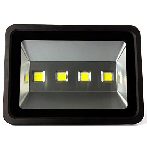 200W LED Fluter Wasserdicht IP65 Strahler Super Hell 20000LM Kaltweiß 6000-6500K LAPUTA Flutlicht für Garten Hof Dock