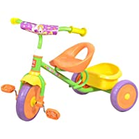 Baby Bike 2-5 Years Old Child Light Bike Cochecito de bebé Triciclo para niños, Verde / Azul, 65 * 44 * 50cm ( Color : Green )