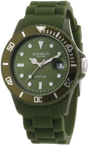 Madison - Herren -Armbanduhr U4167-18