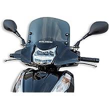 Cupolino SPORT SCREEN 4517070 MALOSSI Para HONDA SH 300 ie 4T LC euro 4 2015-