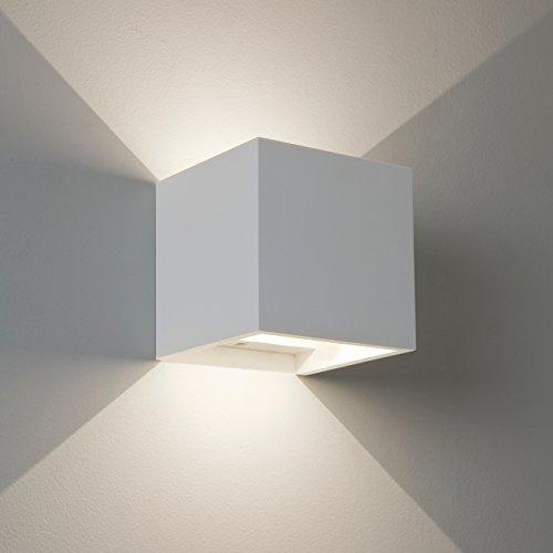futur-print-wandleuchte-aus-gips-keramik-lackierbar-wrfel-wei-hell-oben-und-unten-up-down-licht-oben
