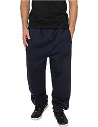 Urban Classics TB014B Herren Sporthose Sweatpants-Blau (Royal) ,S