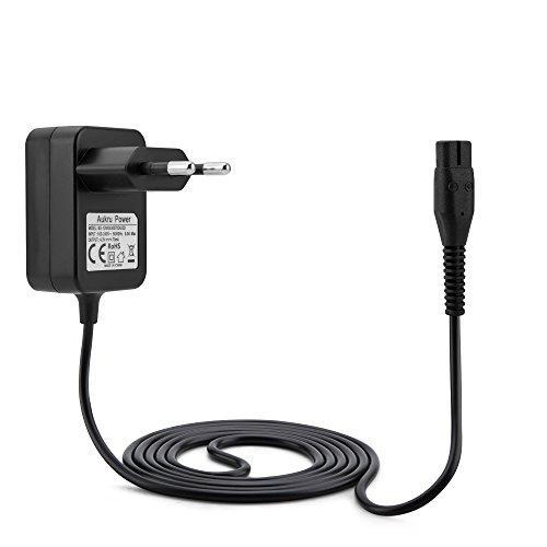 Aukru 4.3V Netzteil Ladegerät für Philips Rasierer YQ300/YQ306/YQ308/YQ316/YQ318