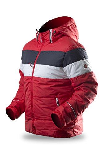 Trimm giacca da uomo Wilson Red/White/Navy