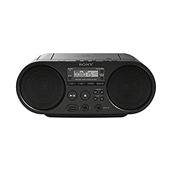 Sony Zsp-s50 Cdusb Radiorekorder (Amfm) 0