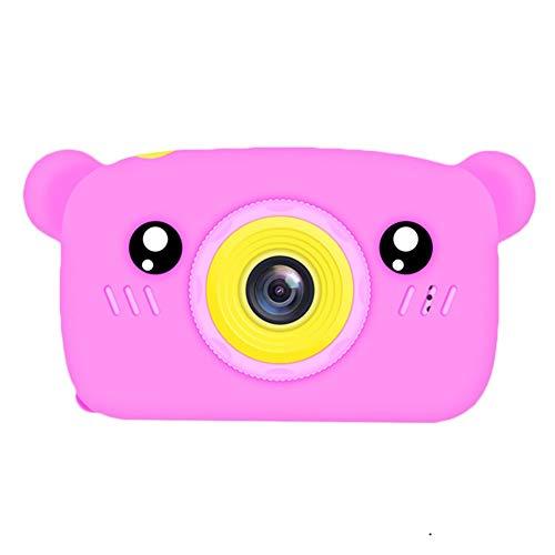 TEEKOO Tragbare Digitalkamera, HD scherzt Digitalkamera-Neue Art-Nette 12MP 2inch Schirm-Trieb-Kamera für Mädchen-Jungen