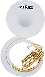 King 2370W Sousaphone B 3-in vent.