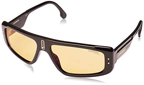 Carrera Sonnenbrille 1022 /S 0OIT Black Redgd/HW Yellow Lens