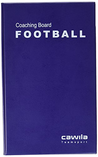 Cawila Taktikmappe für Fußball inkl. Zubehör, 00441709