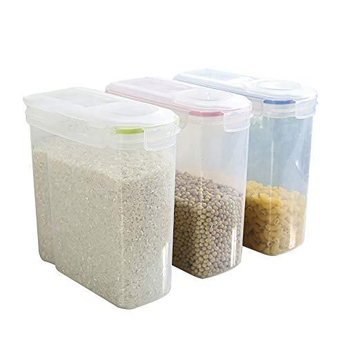 Recipiente de almacenamiento de cereales 4L