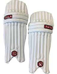 ND de cricket Mini Boys Batsman protection Legguards Cricket Jambières 4–7 ans