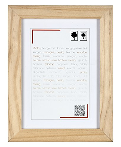 Preisvergleich Produktbild Brio Smart Rahmen Holz,  Holz,  Holz,  3 x 43 x 53 cm