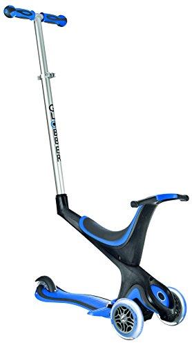 authentic sports & toys GmbH GLOBBER MY Free 5in1 / EVO 5in1, blau/grau