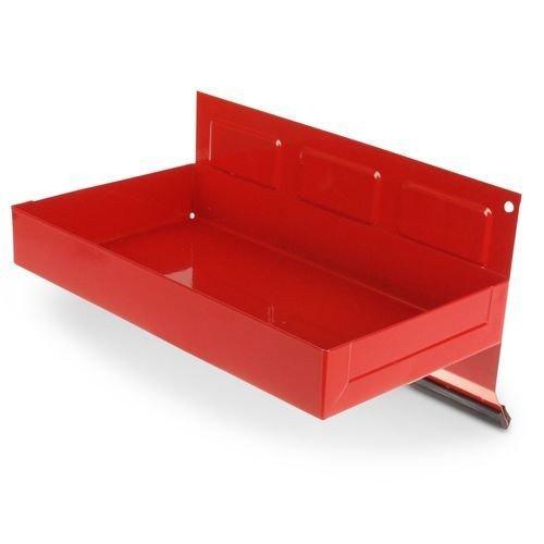 Werkzeugschale, magnetische Ablage, Haftschale, rot, 210 mm