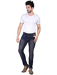 Denim Vistara Men's Slim Fit Jeans