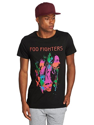 Amplified uomo maglieria/t-shirt foo fighters wasting light