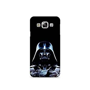 TAZindia Designer Printed Hard Back Case Mobile Cover For Samsung Galaxy E5