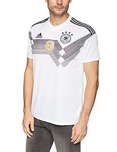 Adidas DFB Trikot Home WM 2018 Herren, weiß/schwarz, 3XL