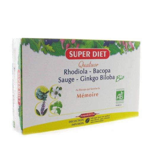super-diet-quatuor-bio-memoire-20-x-15-ml-ampoules-latout-memoire