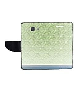 KolorEdge Printed Flip Cover For Samsung Galaxy A5 Multicolor - (50KeMLogo11816SamA5)