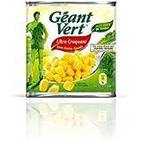 Géant Vert mais ultra croquant sans sucre ajouté 1/2 285g (Prix Par Unité) Envoi Rapide Et Soignée