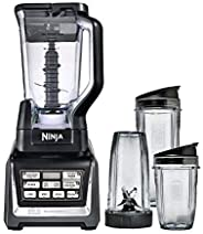Nutri Ninja BL 642 Household Blender Grinder, BL 642, Black/Grey, 1 Year Brand Warranty
