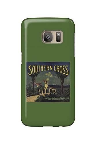 southern-cross-brand-san-fernando-california-citrus-crate-label-galaxy-s7-cell-phone-case-slim-barel