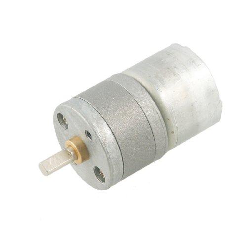 sourcing map 25 mm Durchmesser Getriebe 25 GA 150 U/min 50 MA 3 V DC-Getriebemotor DE de