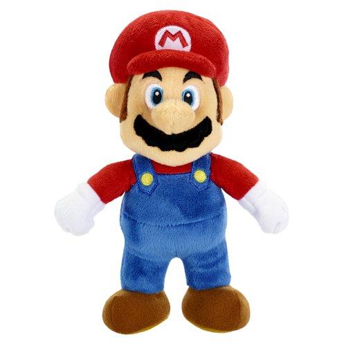 NINTENDO - Peluche Mario 15cm