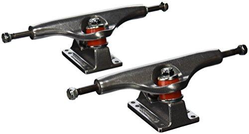 ng Schatten DLX Skateboard Truck (Set von 2), silber (Longboard Gullwing Trucks)