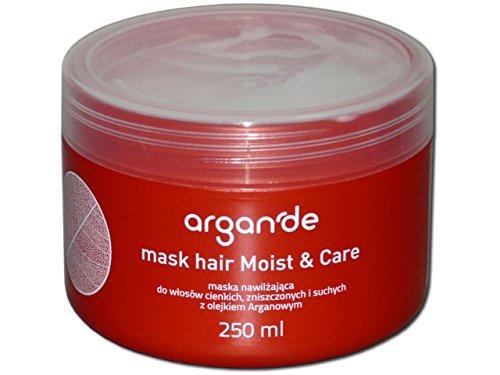 Stapiz Argan 'de l'humidité & Care Masque capillaire à l'huile d'argan & Jajoba   Maska Do Wlosow Z Olejkami Argan & Jajoba 250 ml + cadeau