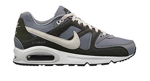 Nike Herren Air Max Command Gymnastikschuhe, Grau (Cool Grey/Light Bone/Sequoia/White 037), 45 EU