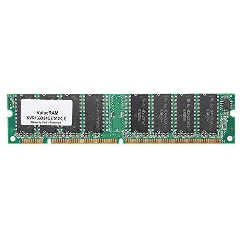 512MB PC133 SDRAM PC DIMM Non-ECC Non-REG 168 Pin Desktop Computer Memory Ram -