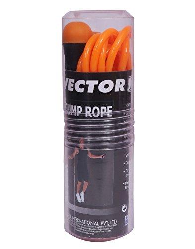 Vector X Vxf 684 Skipping Rope (Orange)