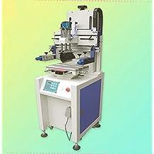 GOWE automático de precisión serigrafía Máquina para metales, vidrio ...