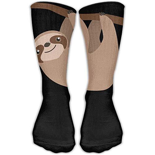 he lange Socken-nettes Trägheit-hängendes Neuheits-Mannschafts-Knöchel-Kleid besonders an, das Schuh-Strümpfe für das Wandern, Laufen, Volleyball passt ()