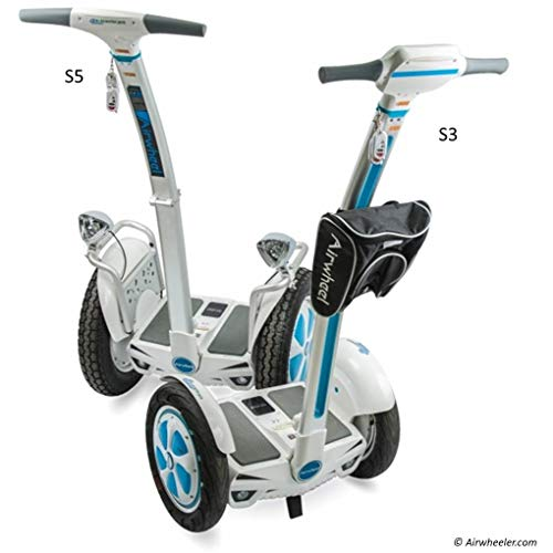 "Kategorie <b>E-Scooter mit Griff / Sitz </b> - city-wheel ""Airwheel S3"" ,520Wh"