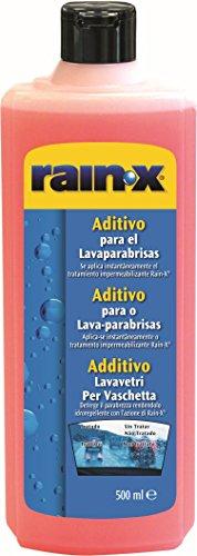 Rain-X Traitement antipluie pour pare-brise, additif pour réservoir de lave-glace