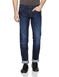 Wrangler Men's Straight Fit Jeans