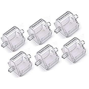Scotch® Extra Core für C15Desktop-Tischabroller, 2,5cm Core Ersatz, 6Packungen -