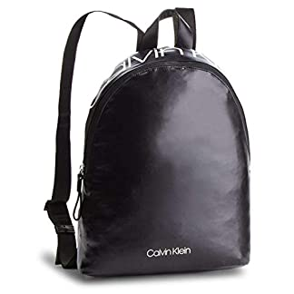 Calvin Klein Essentials Mujer Backpack Negro